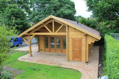 Custom Built Log Cabins for Sale in Scotland || Log Cabins Scotland
