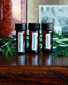 Six Recipes For Botanical Perfumes and Colognes