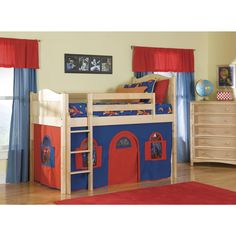 10 Best Loft Bed And Play Space Images Child Room Baby Room Girls