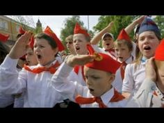 Soviet Pioneer Song: May There Always Be Sunshine