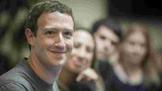 facebook ceo mark zu