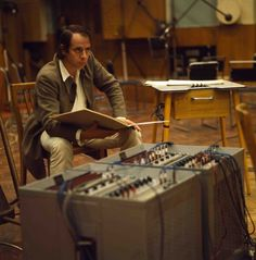 Karlheinz Stockhausen. Who else was there?