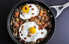 desayuno con quinua!!