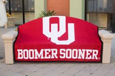With a Purpose - Oklahoma (OU) Sooners Blanket for a Blanket