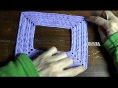 Diy Crafts - Crochet bodice for a toddler dress tutorial Crochet Baby Dress Pattern, Crochet Yoke, Baby Dress Patterns, Crochet Motifs, Crochet Patterns, Knitting Videos, Crochet Videos, Diy Crafts Crochet, Crochet Pumpkin