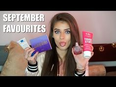 SEPTEMBER FAVOURITES 2016 | JESSIE B - YouTube