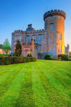 Dromoland Castle, County Clare Ireland. My daughter and I had a magical 2 night stay here in 2009.