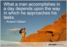Motivational Quote of the Day by Arland Gilbert