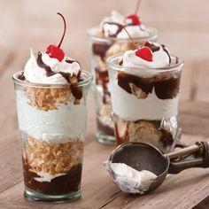 """Christy Jordan's """"Unfried"""" Ice Cream Sundaes Recipe - Taste of the South Magazine"""