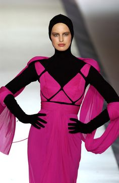 Jean Paul Gaultier at Couture Fall 2003 - StyleBistro