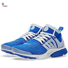 quality design 9a987 2efec NIKE Air Presto Flyknit Ultra Sneaker bleu 835570 403, Taille 42.5 - Chaussures  nike