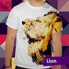 $ 29.90 Camiseta Lion - Bird Camiseteria