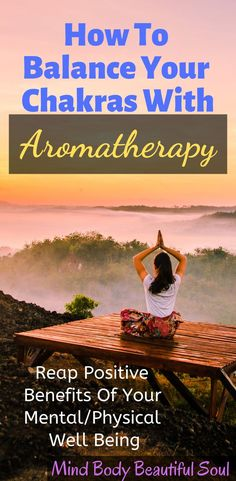 How To Balance Your Chakras With Aromatherapy. Reap positive benefits of your mental/physical well-being when you learn how to balance your chakras Chakra Meditation, Mindfulness Meditation, Self Esteem Issues, Lack Of Empathy, Lack Of Motivation, Astral Projection, Thyroid Problems, Chakra Balancing, Transform Your Life