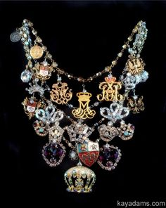 L4675 [L4675] - $680.00 : Anthill Antiques, Jewelry and Chandelier Heaven by. Kay Adams