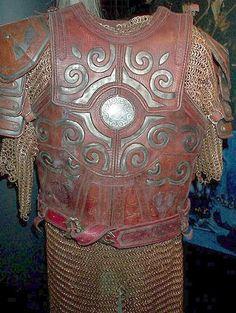 Eomer's armor