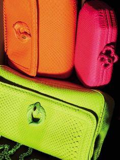 bolsos de colores!