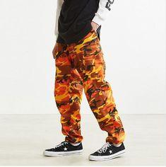 Lucifer Camo Cargo Pants (8 Colors)