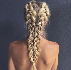 50 Super Cute Braided Hairstyles for Teenage Girls