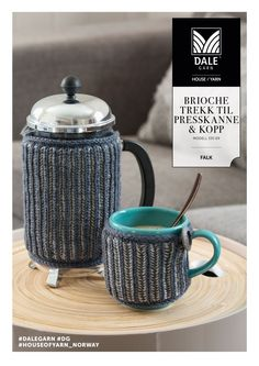 dg_335_09_presskanne | knitted cozy | knitted interior | knitting pattern | brioche stitch
