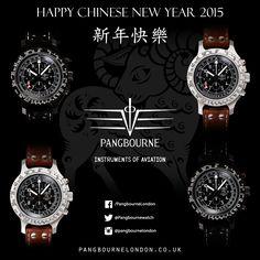 Pangbourne London Chinese New Year's Post