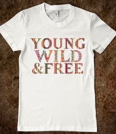 Young Wild and Free #tribal #pattern #aztec #colorful #tumblr #wild #teenager #free #young #life