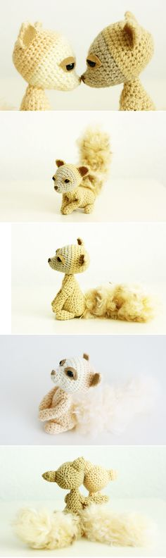 Envy Cuteness Crochet  inspiration  <3