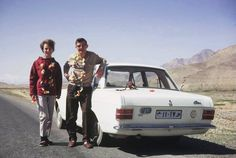 Once upon a time Tourists in Kandahar Afghanistan