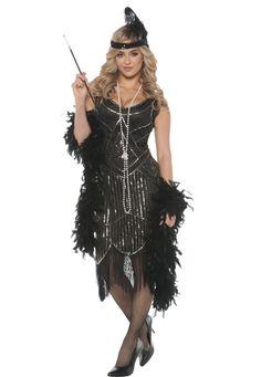 Charleston costume Gatsby Girl for Mardi Gras – Hair Style Gatsby Costume, Gatsby Dress, Flapper Girl Costumes, Flapper Dresses, Party Dresses, Halloween Costumes For Girls, Adult Costumes, Girl Halloween, Flapper Halloween Costumes