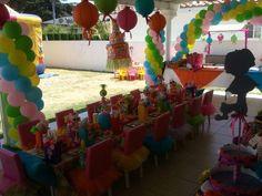 "Photo 32 of 38: Lalaloopsy Party / Birthday ""JADE'S LALALOOPSY 6TH B-DAY PARTY"" | Catch My Party"