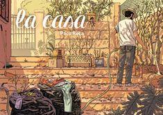 La casa / Paco Roca. Astiberri, 2016.