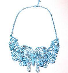 Vintage Romantic Decorative  Art nouveau butterfly by XenaStyle, ₪119.00