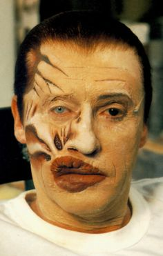 Phantom of the Opera - Michael Crawford's makeup. No one ever quite portrayed him with so much compassion and genuine love for the character as he did.