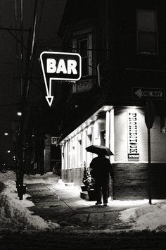 BAR // prohibition taproom / michael penn