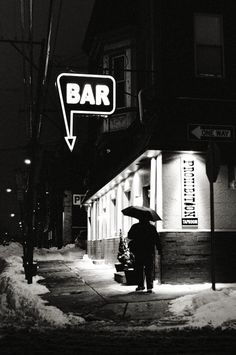 BAR // prohibition taproom / michael penn