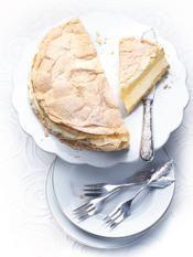 Gâteau de crêpes au lemon curd - une recette C'est la chandeleur - Cuisine