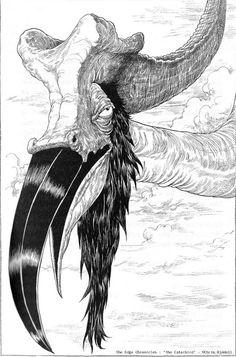 rookbarkwater:  The Caterbird