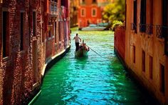 Someday, I'll have Venice :)