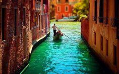 Someday, I'll have Venice :)