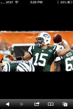 best service 62ec3 970cb New York Jets quarterback Tim Tebow passes against the Cincinnati Bengals in  the first half of an NFL preseason football game, Friday, Aug. in  Cincinnati.