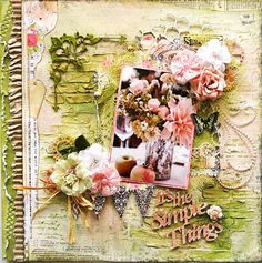 2 Crafty Chipboard : Some Chippie InspirationBy Di Garling