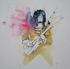 Artwork by Blule