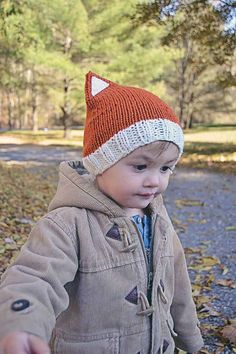 With winter right around the corner, it's time to get those knitting needles out and get some cozy projects in the works! What could be more fashionable this winter than an adorable baby fox hat? This pattern is too cute not to knit! This fox hat can be completed in just a few hours, making...Read More »