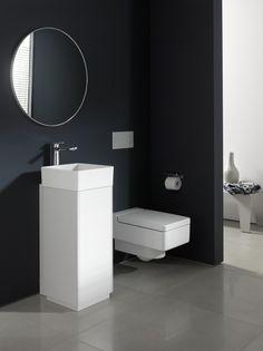 LAUFEN Bathroom Culture since 1892 Laufen Bathroom, Bathroom Sets, Bathrooms, Faucet, Toilet, Shower, Mirror, Interior, Furniture