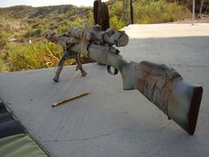M40A1 - Sniper rifle reference