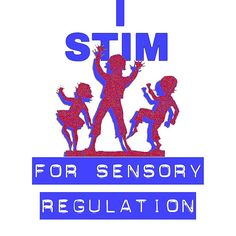 'Stimming for Sensory Regulation ' Kids Clothes by Autism Odysseys Autism Sensory, Apraxia, Sensory Processing Disorder, Asd, Disorders, My Hero, Store, Larger, Shop