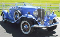 Auburn 1933 8-105 Cabriolet