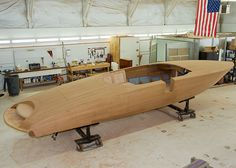 Coeur 300 - Coeur d'Alene Custom Wood Boats