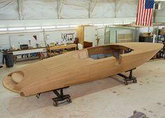 Coeur 300 - Coeur d'Alene Custom Wood Boats