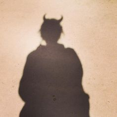 misaquinn: My shadow shows my true form. Oops.
