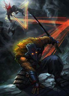 Dota 2 - Juggernaut so cOOl! Dota 2 Wallpapers Hd, Best Iphone Wallpapers, Gaming Wallpapers, Hd Desktop, Call Of Duty, Dota Warcraft, Overwatch, Dark Fantasy, Fantasy Art